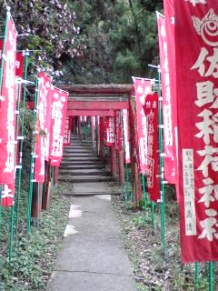 鎌倉駅西口方面